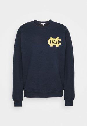 MICH YANKEE - Sweatshirt - dark blue
