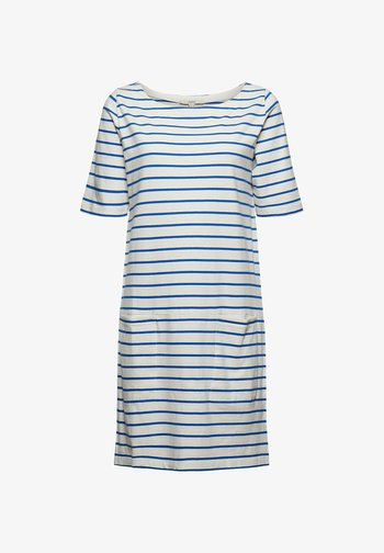 FASHION  - Jersey dress - off white