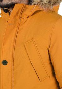 Solid - FRIGO - Winter coat - sudan brown - 3