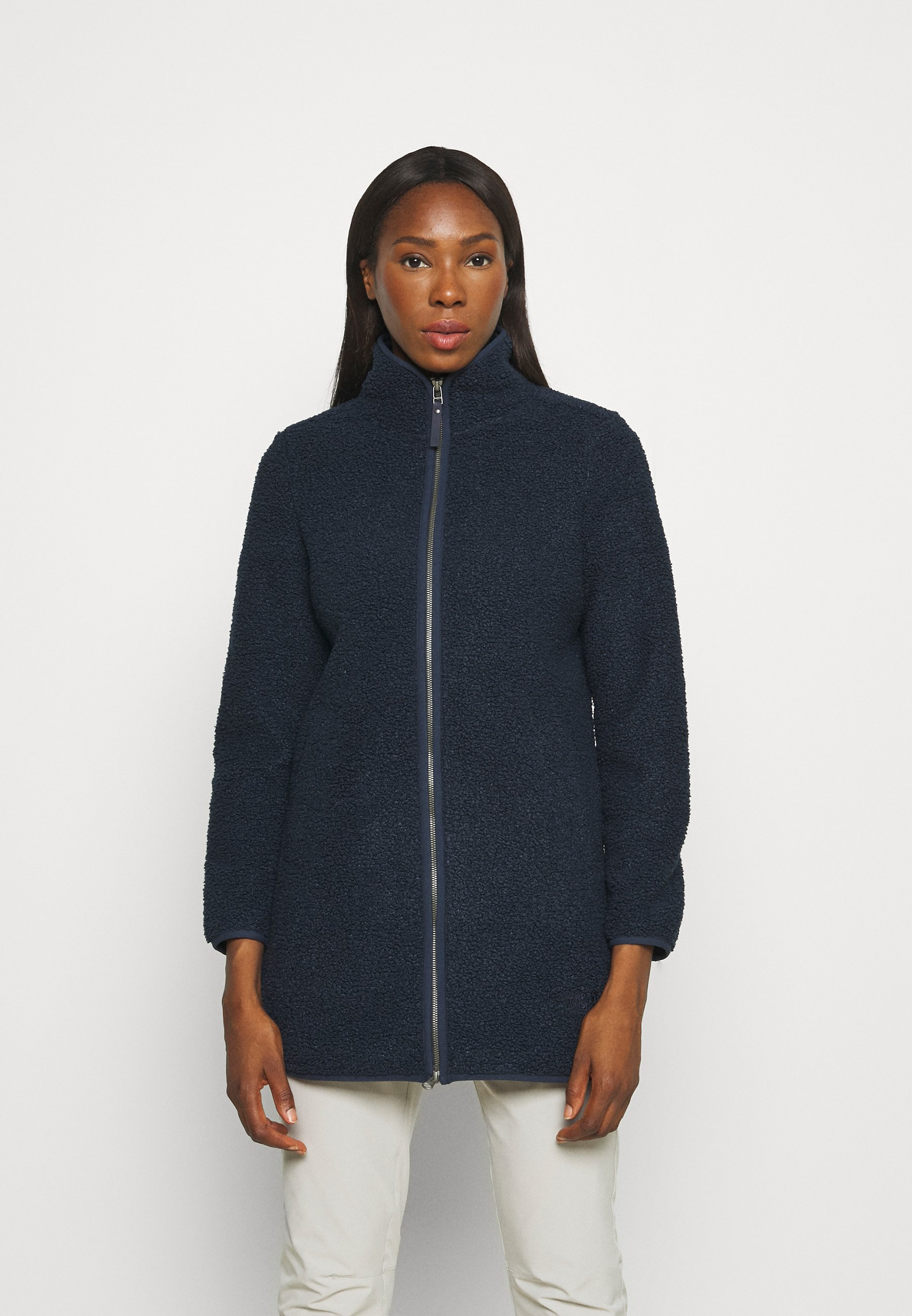 Donna HIGH CLOUD COAT - Giacca in pile