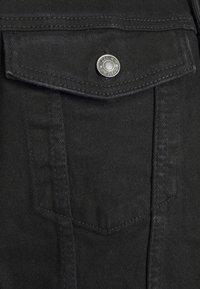Denim Project - JACKET - Giacca di jeans - black - 5