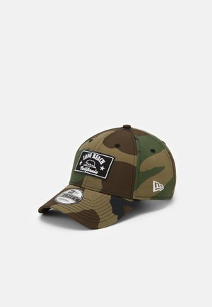 LONG BEACH  - Cap - mottled olive