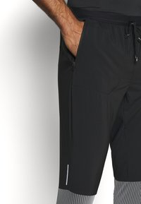 Nike Performance - ELITE - Pantalones deportivos - black/reflective silver - 3