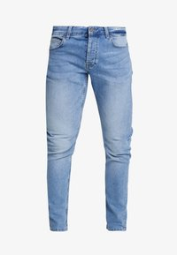 Only & Sons - ONSLOOM - Jeans Tapered Fit - blue denim - 4