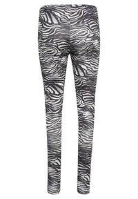 Culture - CUSEMIRA  - Leggings - Trousers - zebra - 5