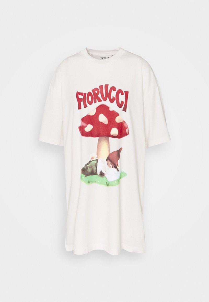 Fiorucci - MUSHROOM DRESS  - Day dress - white
