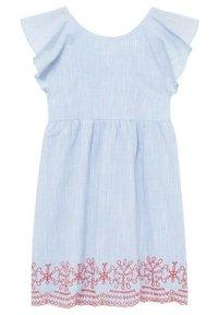 Mango - ALESSIA - Day dress - hellblau - 1