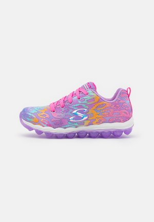 SKECH AIR WILD JUMPZ - Trainers - lavender/multicolor