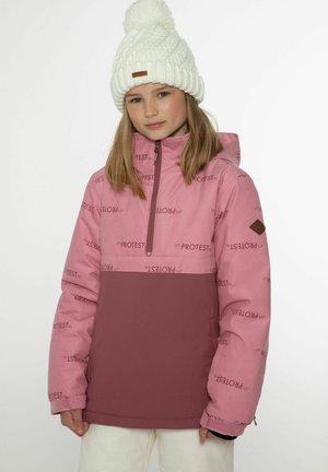 ANORAK GOLDIY JR - Winter jacket - petal pink