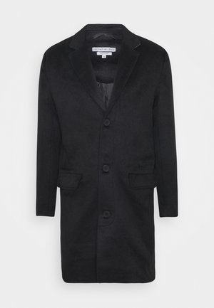 WATSON OVERCOAT - Classic coat - black