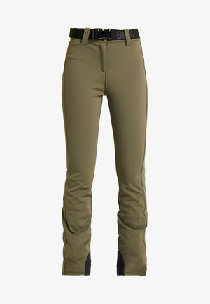 SLIM PANT - Snow pants - turtle