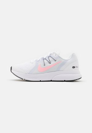 ZOOM SPAN 3 FAIRMONT - Neutrala löparskor - white/arctic punch/football grey