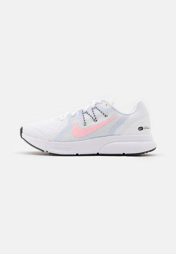 ZOOM SPAN 3 FAIRMONT - Zapatillas de running neutras - white/arctic punch/football grey