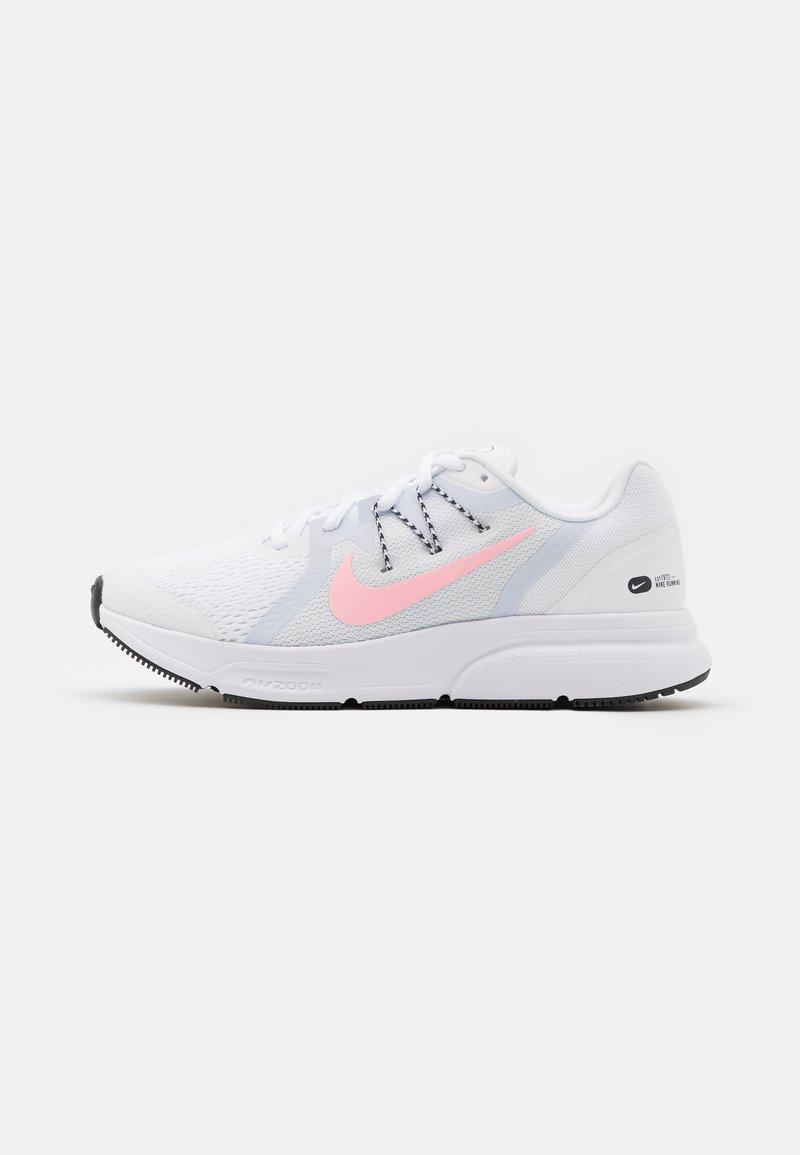Nike Performance - ZOOM SPAN 3 FAIRMONT - Nøytrale løpesko - white/arctic punch/football grey