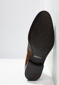 Magnanni - Støvletter - tabaco - 4