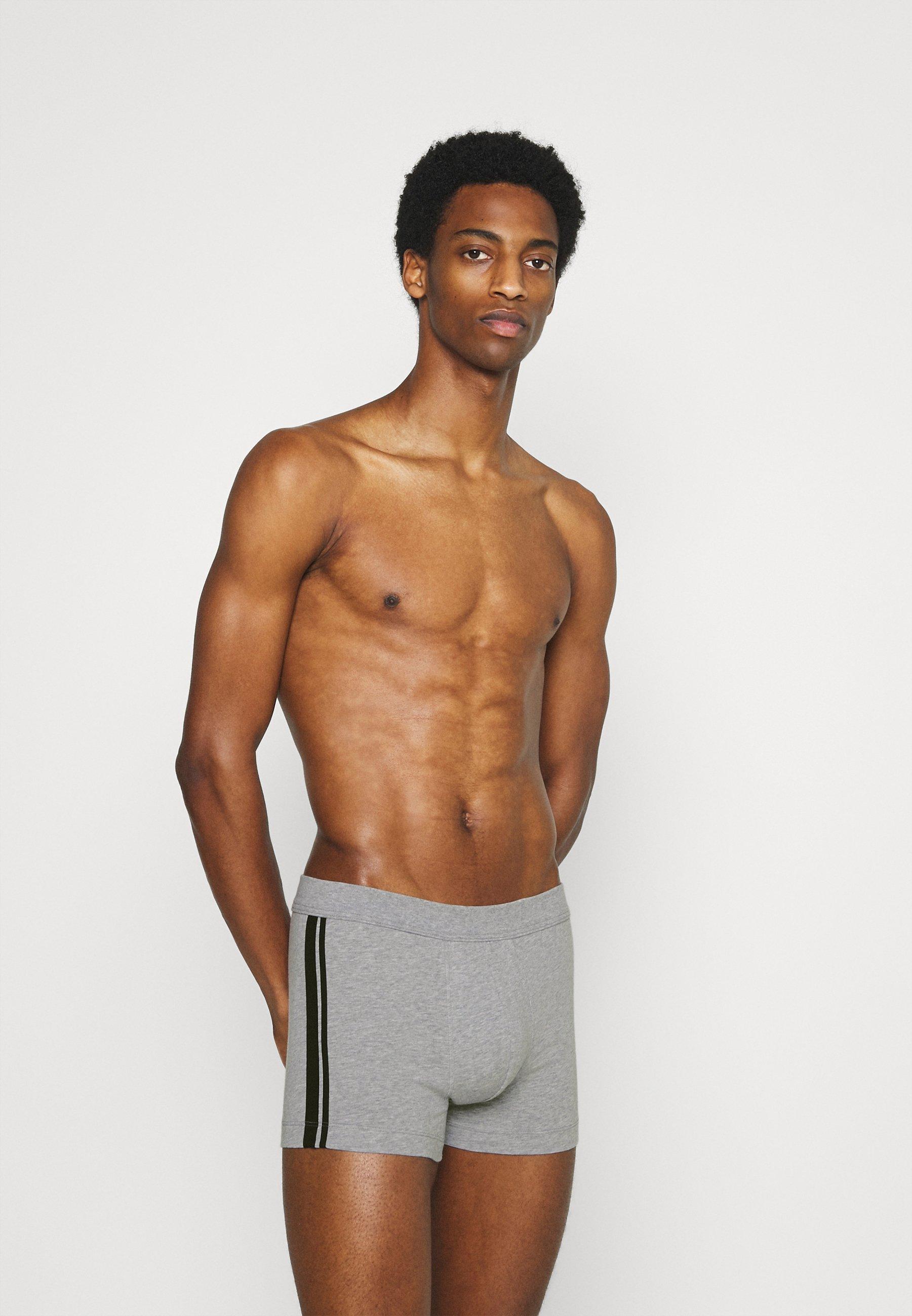 Men 3PACK Shorts Organic Cotton Softbund - 95/5 Stretch - Pants