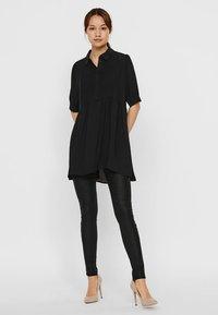 Vero Moda - Tunic - black - 1