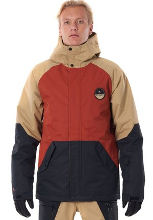 NOTCH UP - Snowboard jacket - arabian spice