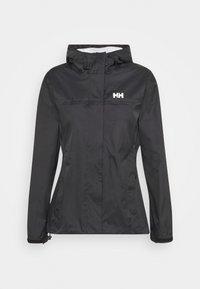 Helly Hansen - LOKE JACKET - Hardshell jacket - black - 5