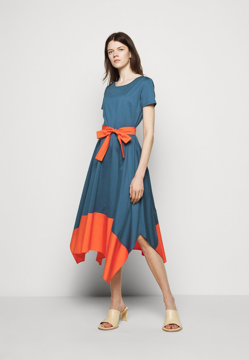 WEEKEND MaxMara - RIVALTA - Jersey dress - chinablau