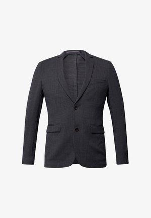 STRUCTURED - Blazer jacket - dark grey