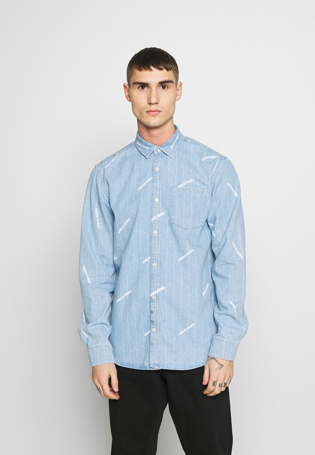 JJIREBEL - Shirt - blue denim