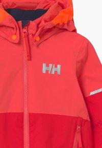 Helly Hansen - SOGN - Outdoor jakke - cayenne - 4