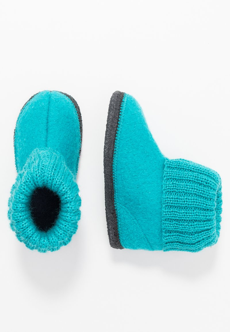 Bergstein - COZY - Domácí obuv - turquoise