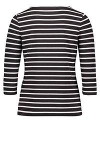Betty Barclay - MIT STREIFEN - Long sleeved top - schwarz/grau - 4