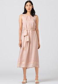 HALLHUBER - Day dress - zartrosa - 0