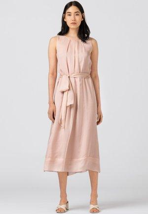 Day dress - zartrosa