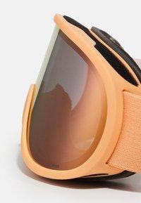 POC - RETINA CLARITY UNISEX - Lyžařské brýle - light citrine orange - 4