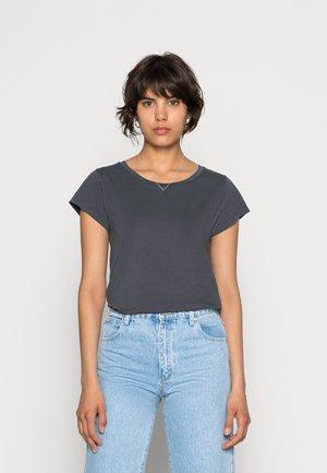 LISS - Camiseta básica - black