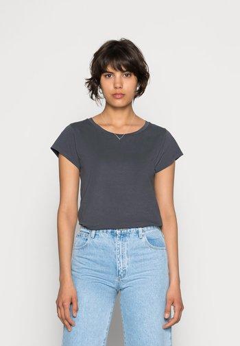 LISS - Basic T-shirt - black