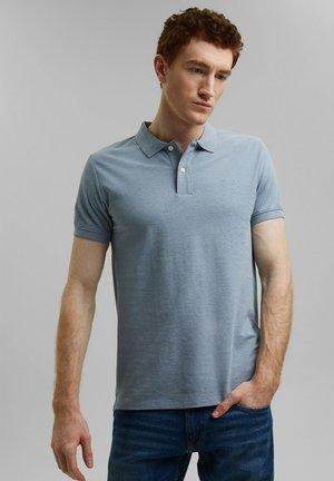 Polo shirt - grey blue
