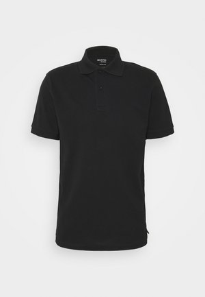 SLHNEO - Polo shirt - black