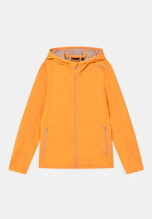 FIX HOOD - Soft shell jacket - solarium-stone