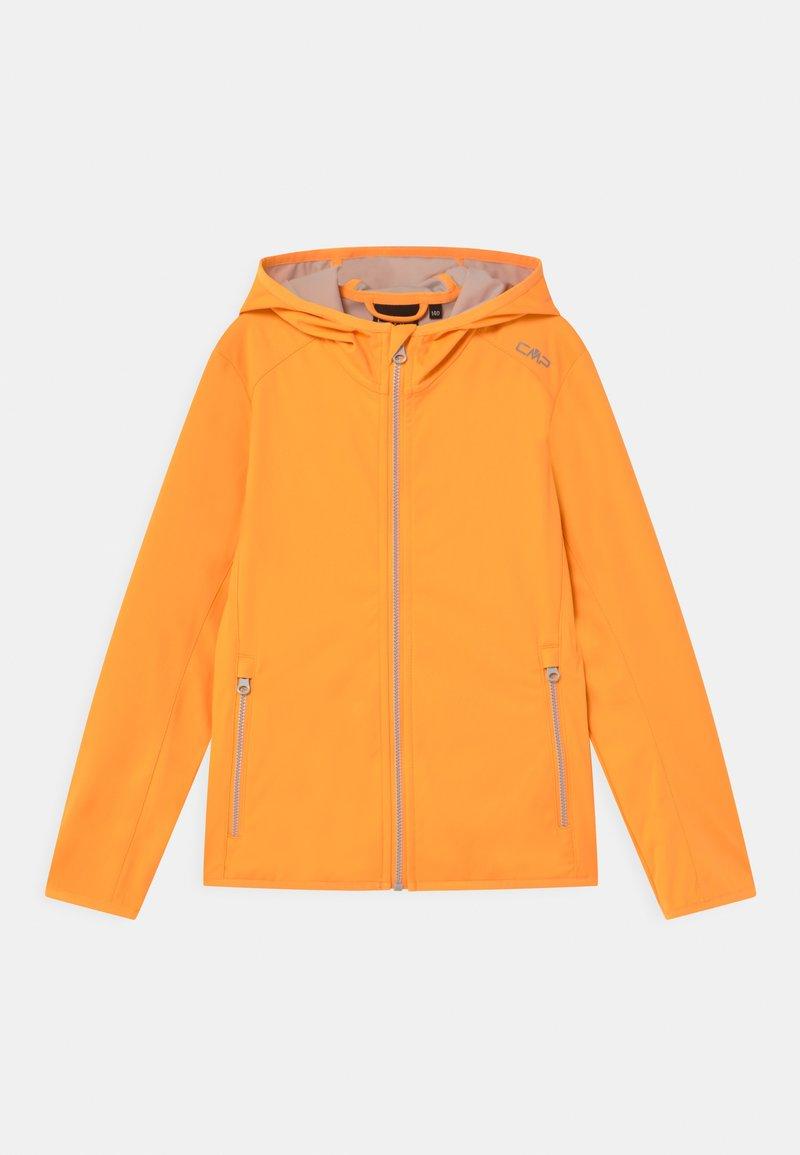 CMP - FIX HOOD - Soft shell jacket - solarium-stone