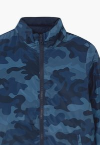 GAP - BOY PUFFER - Winterjas - blue galaxy - 3