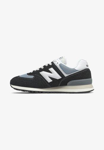 574 - Zapatillas - black/grey