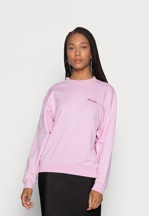 RETRO - Sweatshirt - pink lavender