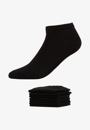7 PACK - Ponožky - black