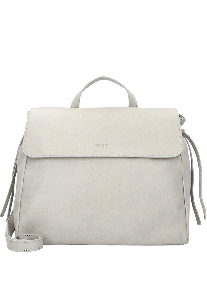 Bree - STOCKHOLM 57, BLACK, TOP HANDLE - Handbag - stone
