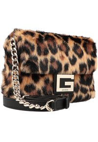 Guess - Across body bag - leopard - 2