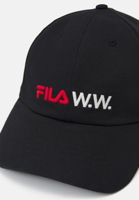Fila - GUSTAVO LOW PROFILE UNISEX - Cap - black beauty - 3