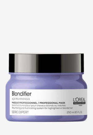 SERIE EXPERT BLONDIFIER MASK - Hair mask - -