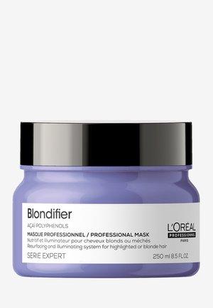 Paris Serie Expert Blondifier Maske - Haarmasker - -