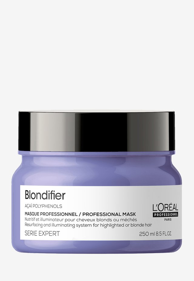 Paris Serie Expert Blondifier Maske - Hair mask - -