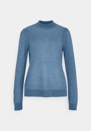 SRHOLLY JUMPER - Sweter - bijou blue