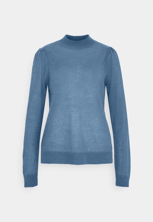 SRHOLLY JUMPER - Jersey de punto - bijou blue